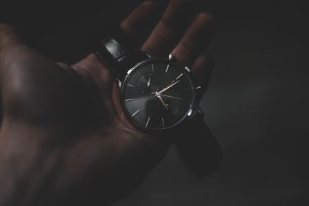 手, 棕榈, 手表, 时尚, 时钟, 时间, 人类的手