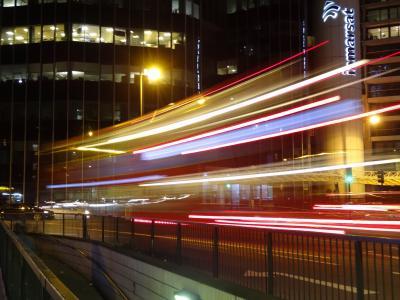 伦敦, 城市的夜晚, 伦敦之夜, 旅行, 夜晚的城市, 伦敦市, 伦敦巴士