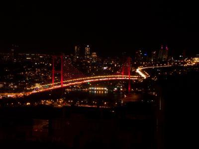 伊斯坦堡, 咽喉, 桥梁
