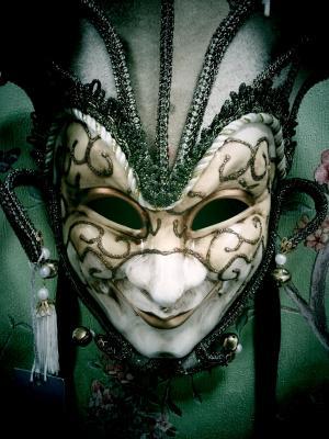 面具, 毕业舞会, 嘉年华, 威尼斯-意大利, 面膜-伪装, 服装, 神秘
