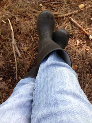 靴子, 双腿, 筒, 牛仔裤, 等待, 人类