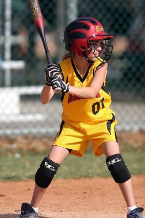 垒球, 面糊, 女性, 击球手盒, 游戏, 竞争, 统一