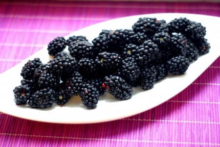黑莓, 野生浆果, 浆果, 健康, 水果, 维生素, 饮食