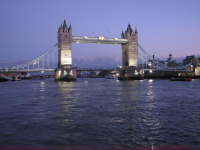 伦敦塔桥, 伦敦, 英国