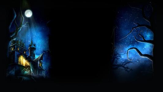 恶魔猎手:超越全高清壁纸和背景图片的编年史