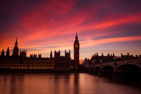 威斯敏斯特宫全高清壁纸和背景图像